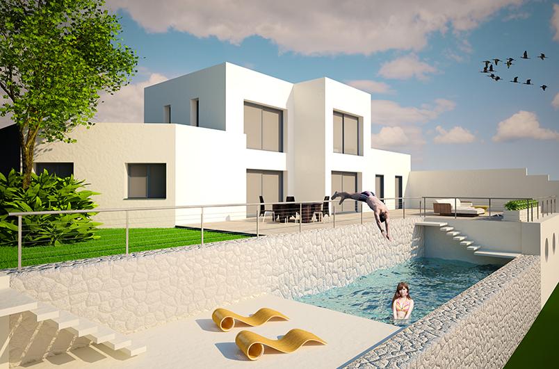 vente maison h rault maison sur plan b ziers dessinateur maison. Black Bedroom Furniture Sets. Home Design Ideas
